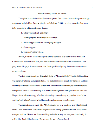 Parenthetical citations apa